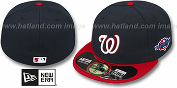 Nationals 2012 'PLAYOFF ALTERNATE' Hat by New Era