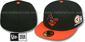 Orioles 1970 'WORLD SERIES CHAMPS' GAME Hat by New Era