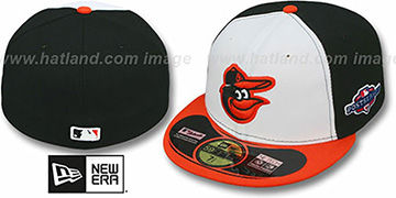 Orioles 2012 'PLAYOFF HOME' Hat by New Era