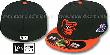 Orioles 2012 'PLAYOFF ROAD' Hat by New Era