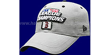 Red Sox 2004 'AL CHAMPS' Hat by New Era