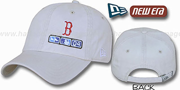 Red Sox 2004 'World Series' Flawless Hat by New Era