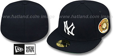 Yankees 1937 'WORLD SERIES CHAMPS' GAME Hat by New Era