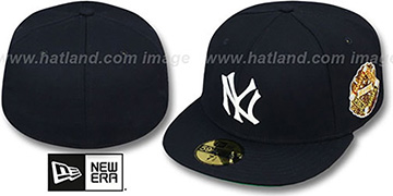 Yankees 1939 'WORLD SERIES CHAMPS' GAME Hat by New Era