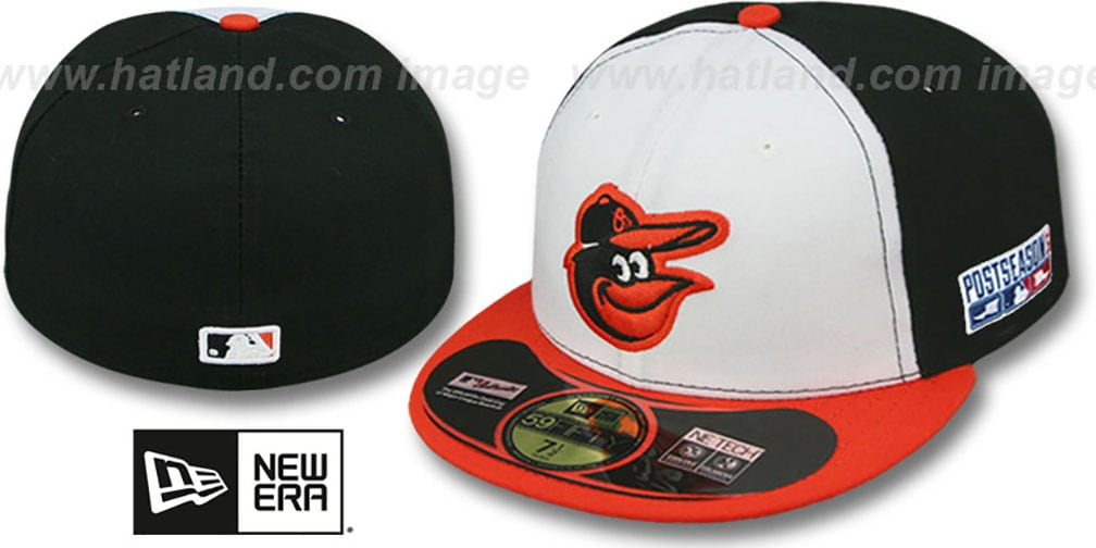 Orioles '2014 PLAYOFF HOME' Hat by New Era